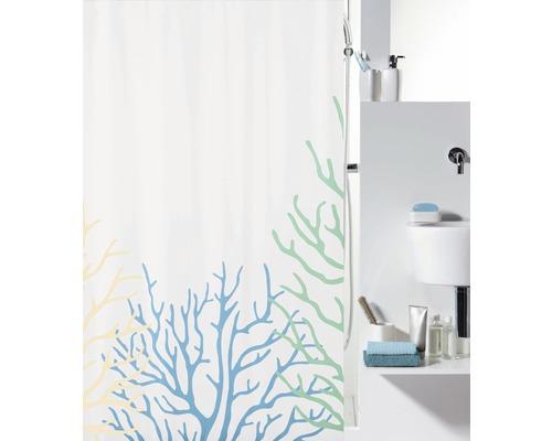 Duschvorhang Spirella Coral 180x200 cm