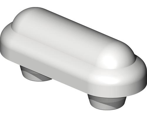 Deckelpuffer/Sitzpuffer MKW 11 mm für WC-Sitz weiß