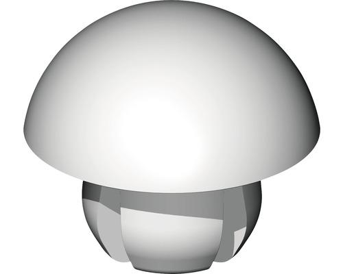 WC-Deckelpuffer/Sitzpuffer MKW rund weiß