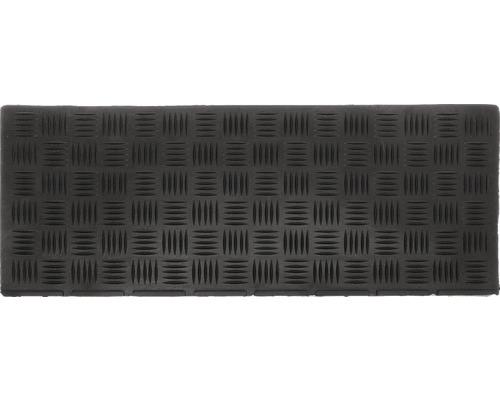 Stufenmatte Imperial schwarz 25x65 cm