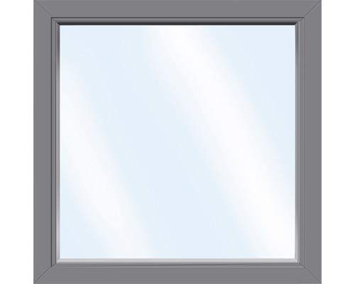 Kunststofffenster Festelement ARON Basic weiß/anthrazit 1000x950 mm
