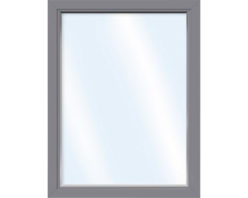 Kunststofffenster Festelement ARON Basic weiß/anthrazit 1000x1300 mm