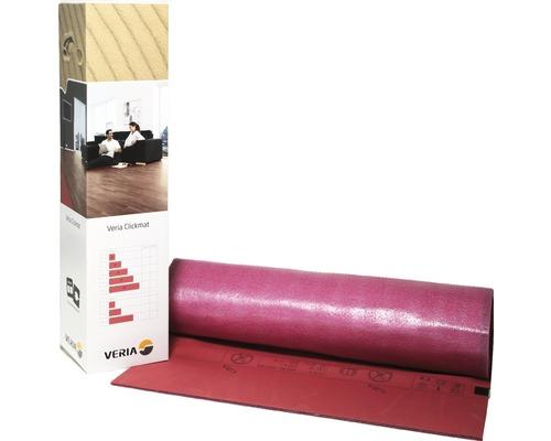 Elektrische Fußbodenheizung Veria Clickmat 100 1 m²