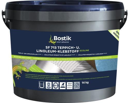 Bostik SF 713 Teppich- und Linoleum-Klebstoff Ecoline 14 kg