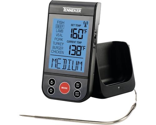 Tenneker® Grillthermometer digital mit Garstufen Anzeige
