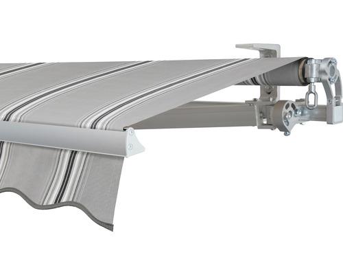 Gelenkarmmarkise 400x200 cm Soluna Concept ohne Motor Dessin A131
