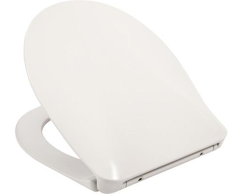 WC-Sitz basano Riano weiß mit Absenkautomatik