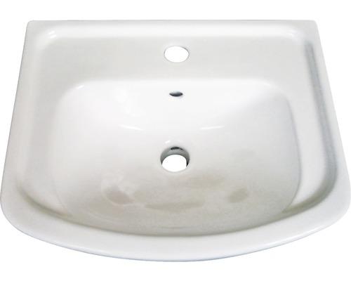 Handwaschbecken Sanotechnik San Remo 45 45x37 cm weiß