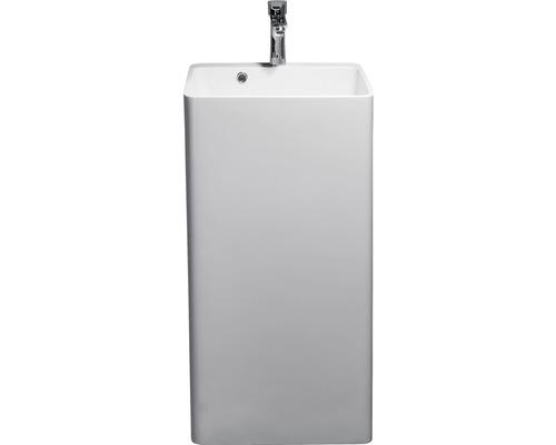 Waschtischsäule Sanotechnik eckig 45x44,5x83 cm weiß