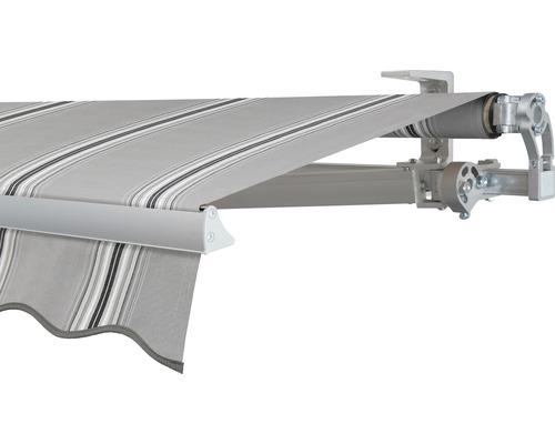 Gelenkarmmarkise 400x200 cm Soluna Concept mit Motor Dessin A131