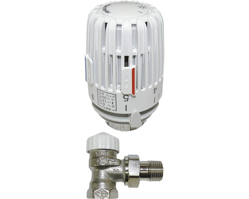 Thermostatventil-Set Heimeier 1/2