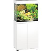 Aquariumkombination JUWEL Lido 120 SBX mit LED-Beleuchtung, Heizer, Filter und Unterschrank weiß