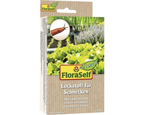 Lockstoff Nacktschnecken FloraSelf Nature für Multifalle 4x30 g