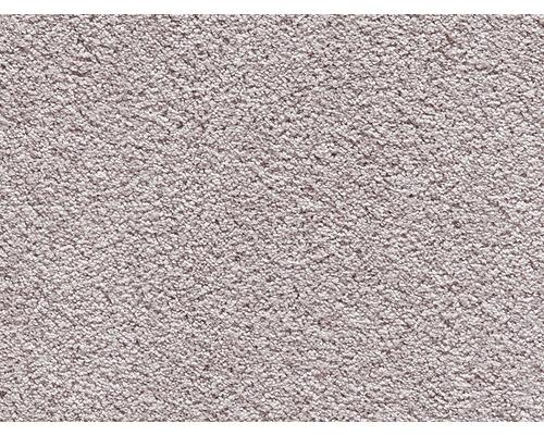 Teppichboden Luxus Shag Roman altrosa 400 cm breit (Meterware)