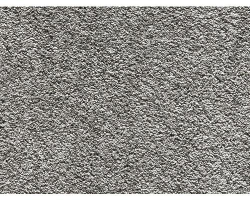 Teppichboden Luxus Shag Romantica grau FB096 400 cm breit (Meterware)