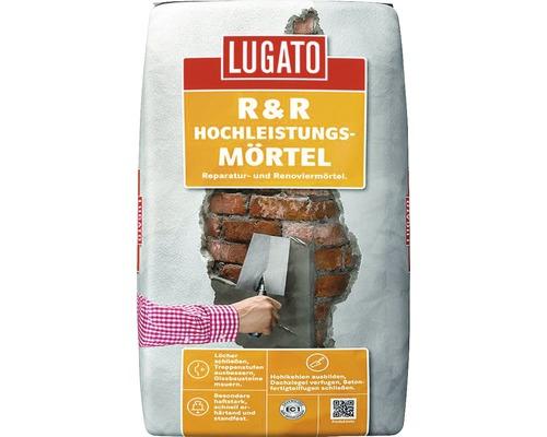 Reparaturmörtel Lugato R & R Hochleistungsmörtel 5 kg