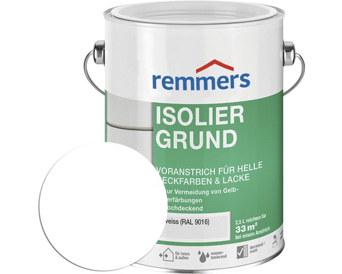 Remmers Isoliergrund weiß 750 ml