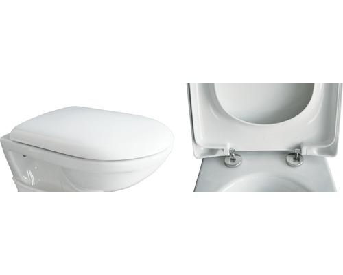 WC-Sitz ADOB Luna Weiss