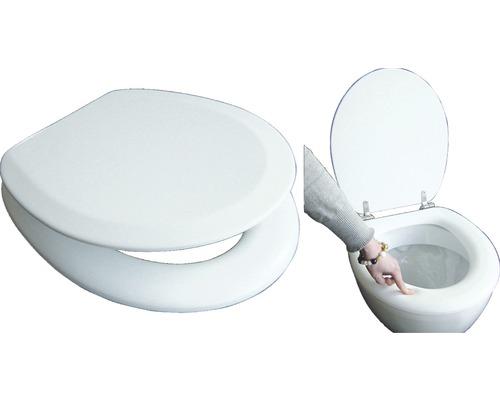 WC-Sitz ADOB Premium Soft Weiss