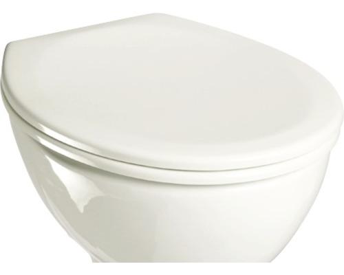 WC-Sitz ADOB Limone Weiss Antibakteriell