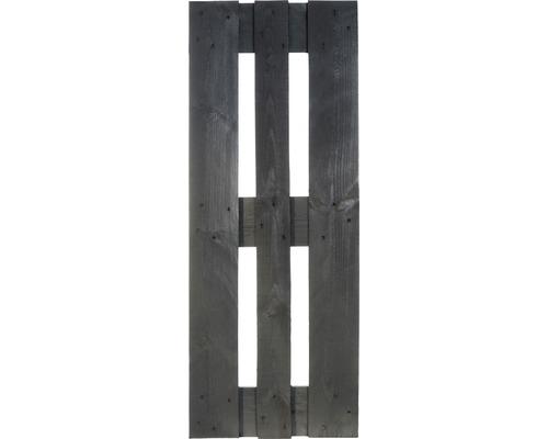 Projektpalette halb 120x40x15 cm anthrazit
