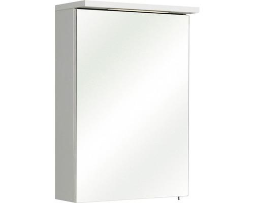 Spiegelschrank Pelipal Cesa IV 72x50 cm 1-türig weiß