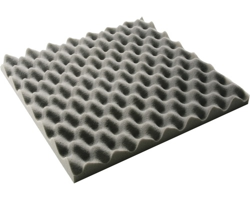 Noppenplatte AKUPUR grau 50x50x5 cm