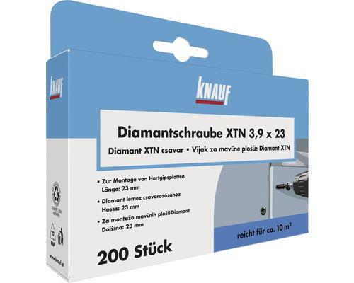 Diamantschraube XTN 3,9x23 mm (200 Stk.)