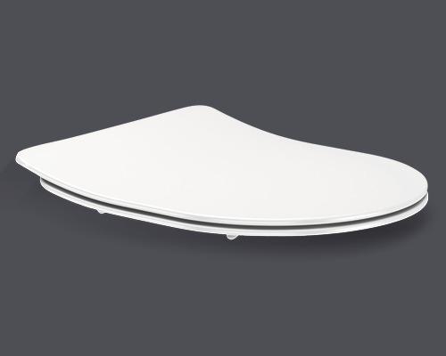 WC-Sitz Jungborn Raisa passend für Melissa 2.0 weiß mit Absenkautomatik