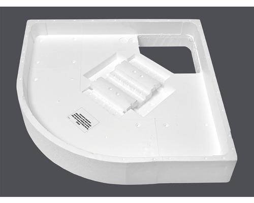 Duschwannenträger Jungborn zu Duschwanne 900x900 mm