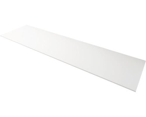 Waschtischplatte Baden Haus Bellagio 176x46x1,2 cm weiß