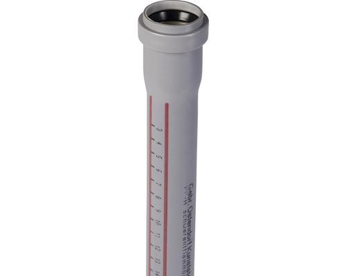 HT-Rohr PP DW 32 Grau 500 mm
