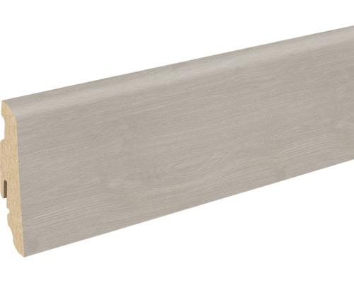 Sockelleiste FU060L Eiche Sand 19x58x2400 mm