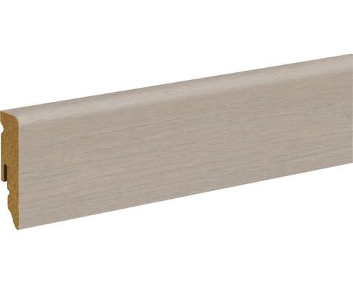 Sockelleiste Skandor Shape Oak 15x58x2400 mm