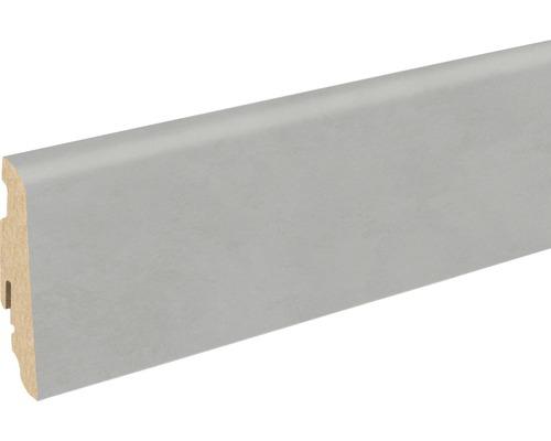 Sockelleiste FU060L Beton hell 19x58x2400 mm