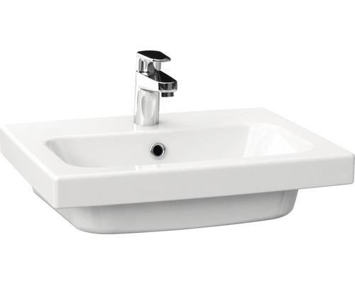 Handwaschbecken Cersanit Colour 50,5x40,5 cm weiß