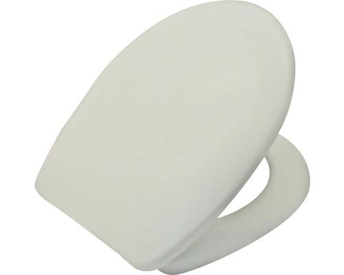 WC-Sitz Form & Style Bacan weiß mit Absenkautomatik