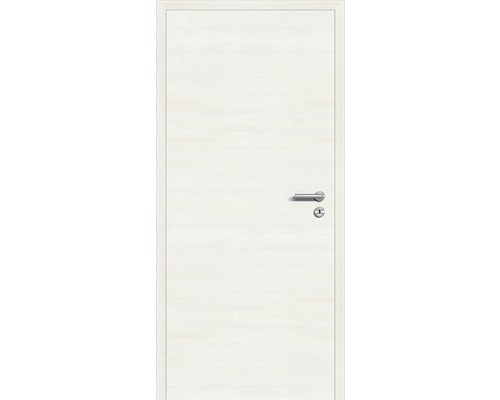 Innentüre CPLPlus stumpf Bianco VB 87,2x201,6 cm links