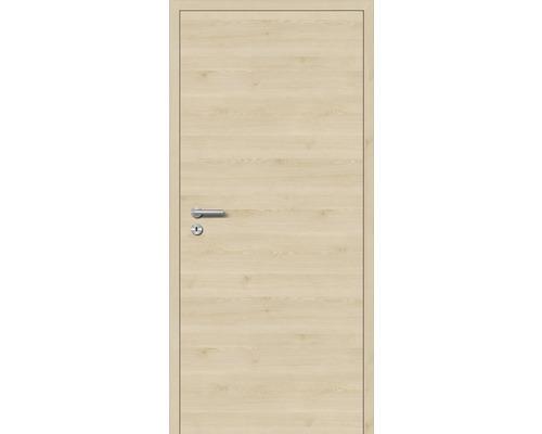 Innentüre CPL Plus stumpf Sand VB 87,2x201,6 cm rechts