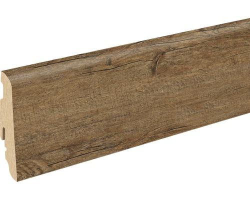 Sockelleiste FU60L Rustic Oak 19x58x2400 mm