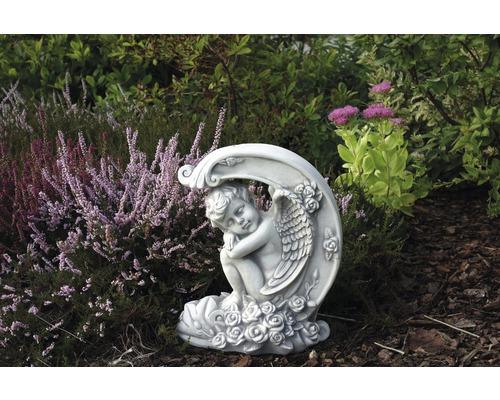 Grabschmuck Engel mit Rosen