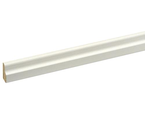 Sockelleiste weiß 8x23x2400 mm