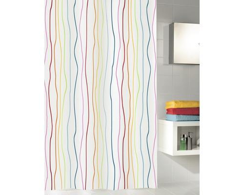Duschvorhang Kleine Wolke Jolie multicolor 180x200 cm