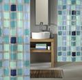Duschvorhang Kleine Wolke Sonny blau 180x200 cm