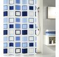 Duschvorhang Kleine Wolke Clipper blau 120x200 cm