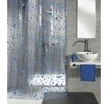 Duschvorhang Kleine Wolke Bubble blau 180x200 cm