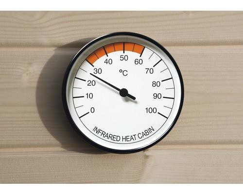 Sauna Thermometer Weka für Infrarotkabinen