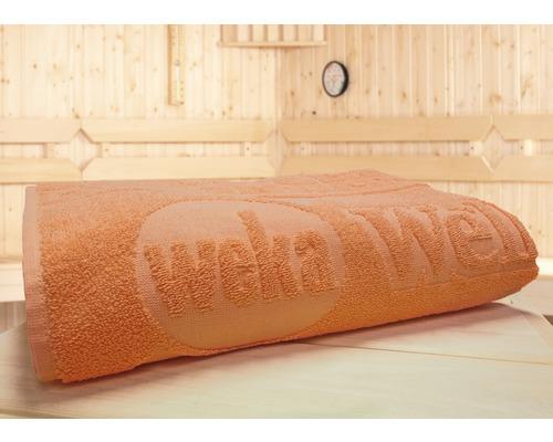 Sauna Sperzialhandtuch Weka 70x180 cm manarin