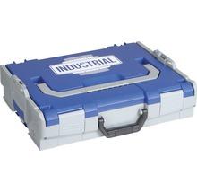 Werkzeugkoffer Industrial L-BOXX 102 mit Kleinteileeinsatz