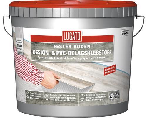 Design und PVC Belagsklebstoff LUGATO 6 kg
